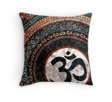 Mandala design 1 Throw Pillow