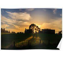 Rural Aberdeen Poster