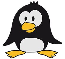 Funny baby sweet Penguin by Style-O-Mat