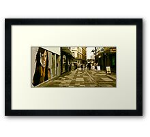 Reality Augmented Framed Print
