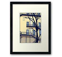 Chiado #1 Framed Print