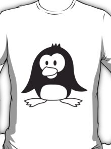 Funny baby sweet Penguin T-Shirt