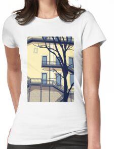 Chiado #1 Womens Fitted T-Shirt