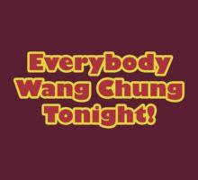Everybody Wang Chung Tonight by bassdmk