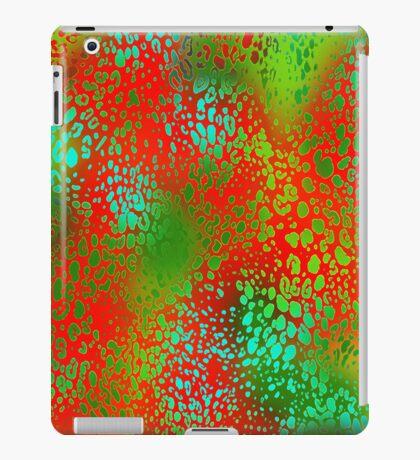 Wildish Colorfull Leopard iPad Case/Skin