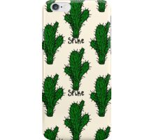 spike pat. iPhone Case/Skin