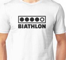 Biathlon target Unisex T-Shirt