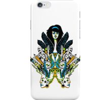 Yellow Queen iPhone Case/Skin