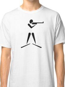 Biathlon symbol Classic T-Shirt