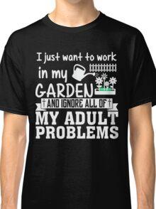 Gardening Classic T-Shirt