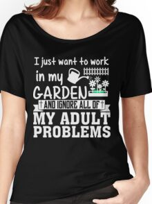 Gardening Women's Relaxed Fit T-Shirt