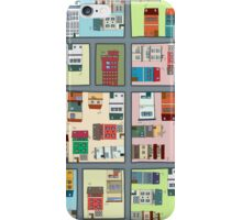 City map iPhone Case/Skin