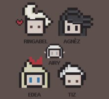 Bravely Pixels by ZandryX