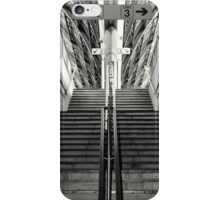 stairs station iPhone Case/Skin