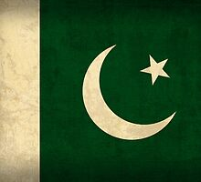 Pakistan Flag by flaglover