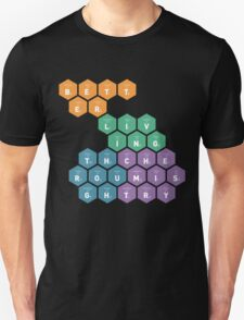 Better Living Through Chemistry Unisex T-Shirt