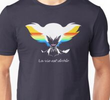 Ragyo Kiryuin with Quote Unisex T-Shirt