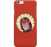 Dredd iPhone Case/Skin