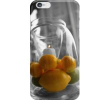Jar of Lemons and Limes iPhone Case/Skin