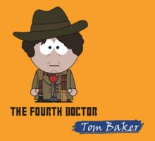 4th Doctor (Southpark) by Runehise