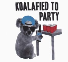 Koala-fied to party by staytrill