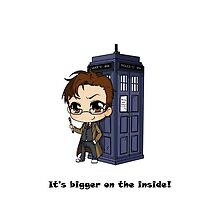 Chibi Tennant by Runehise