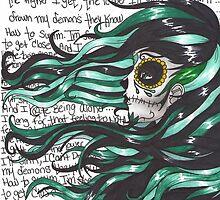 Bring me the horizon by monsterbunnii