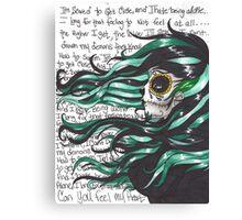 Bring me the horizon Canvas Print