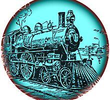 train round by Rob Cox