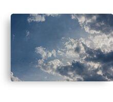 Skyscape 14 Canvas Print