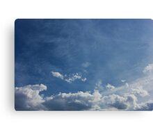 Skyscape 15 Canvas Print
