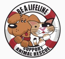 Be A LifeLine Rescue A Shelter Animal by AngelGirl21030