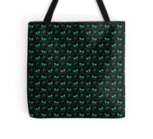 Alien Pattern Tote Bag