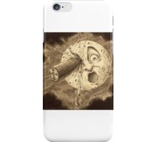 A Voyage to the Moon - Vintage Film Art iPhone Case/Skin
