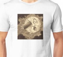 A Voyage to the Moon - Vintage Film Art Unisex T-Shirt