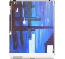 BLUE DEPRESSION iPad Case/Skin