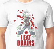 I Eat Brains Unisex T-Shirt