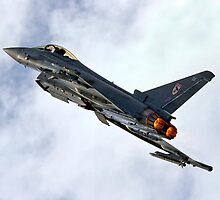 Eurofighter Typhoon EF-2000 F.2 by Andrew Harker