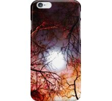 Abstraction color trees iPhone Case/Skin
