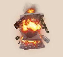 The SEGA Dreamcast Explodes Unisex T-Shirt