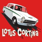 Ford Lotus Cortina Mk 1 by velocitygallery
