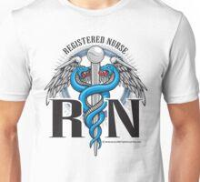 RN Caduceus Blue Unisex T-Shirt
