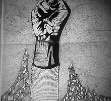 Rising Hand by John-Williams