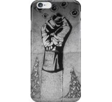 Rising Hand iPhone Case/Skin