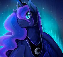 I can shine too -Princess Luna by Eleanor Appreciates