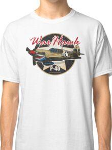 P-40 Warhawk Classic T-Shirt