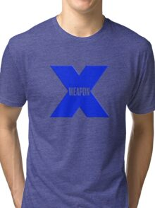 Weapon X Tri-blend T-Shirt