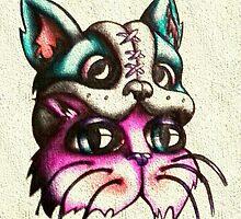 Catdog by LucyMogui