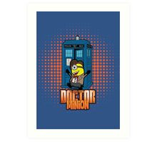 Doctor Minion 11 Art Print