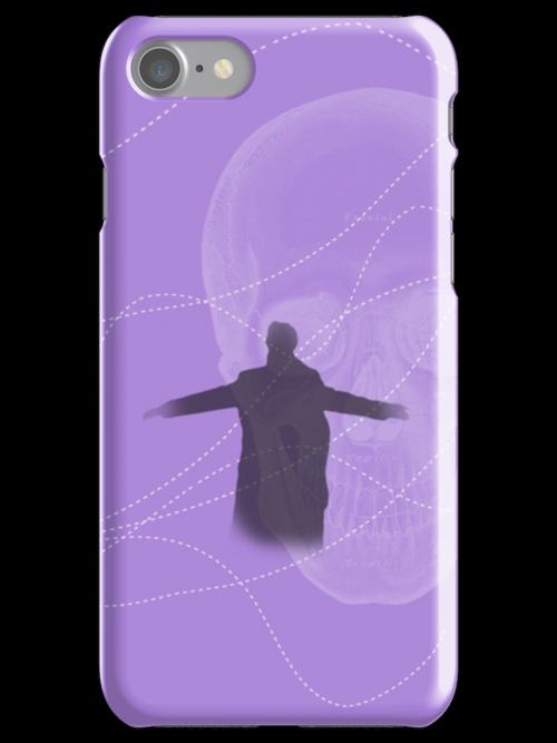 Prepared to burn (purple) by skyekathryn